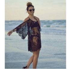 a07285f5a537 Letné plážové šaty Julia - 2 farby