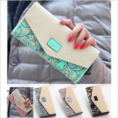 Elegantná kvietkovaná peňaženka Love´s 0ff4168f71b