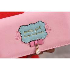275006049b Dámska peňaženka Pretty girl 6 farieb