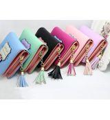 94144d5984 Dámska vrecková peňaženka Pretty girl 5 farieb